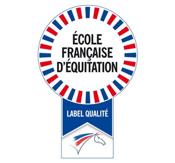 agrement ECOLE FRANÇAISE EQUITATION