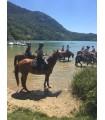 Randonnée itinérante poney ou cheval de 7 à 17 ans